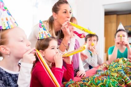 garde d'enfant pour anniversaire à Marseille
